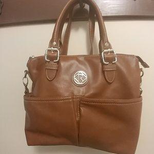 Relic Brown Handbag
